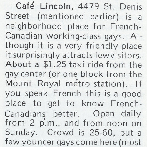 Advertisement fot the Lézard's Woodstock Festival. August 1989. Source : Fugues. Collection of the Archives gaies du Québec.
