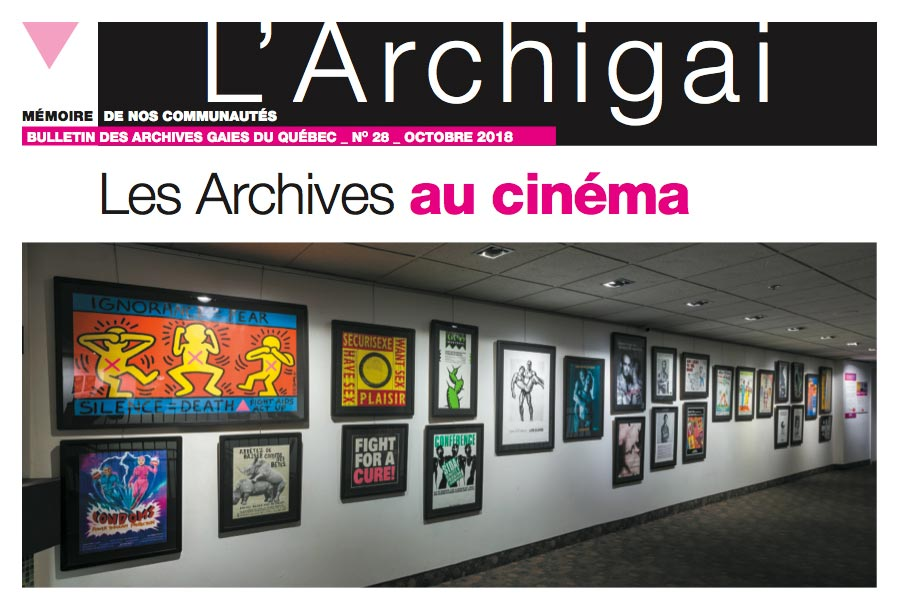 Archive gay quebec